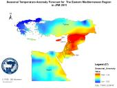 Temp Anomaly Seasonal-2011-01