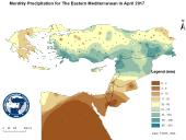 Observed Precipitation-2017-04